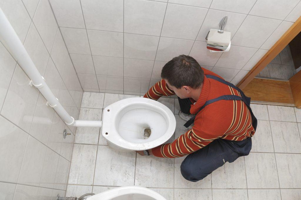 toilet repair and replacement Orange County