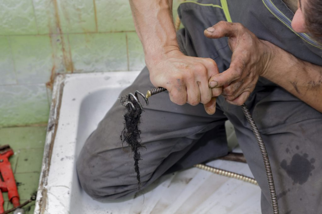 drain clearing Orange County